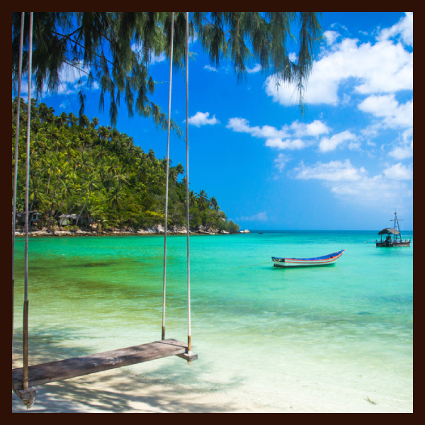 Ko Chang, Places to visit in Thailand