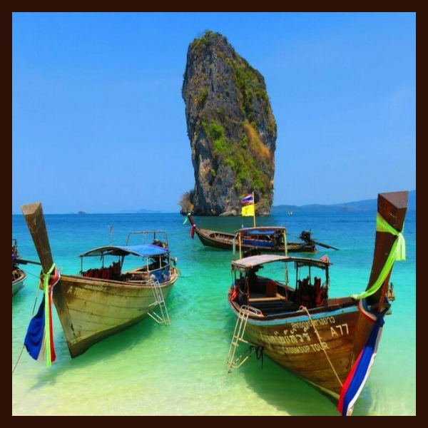 Railay, Places to visit in Thailand