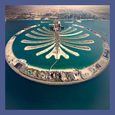 Palm Jumeirah Island – Dubai