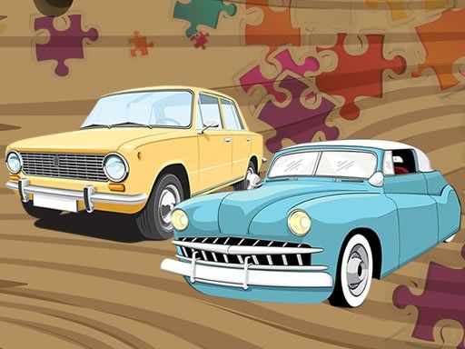 Old Timer Car Jigsaw New Games in 2021