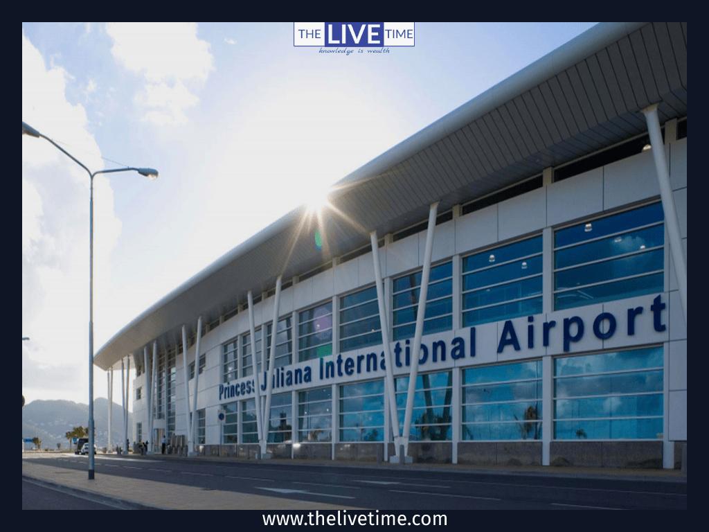 Princess Juliana International Airport -  Simpson Bay, Sint Maarten